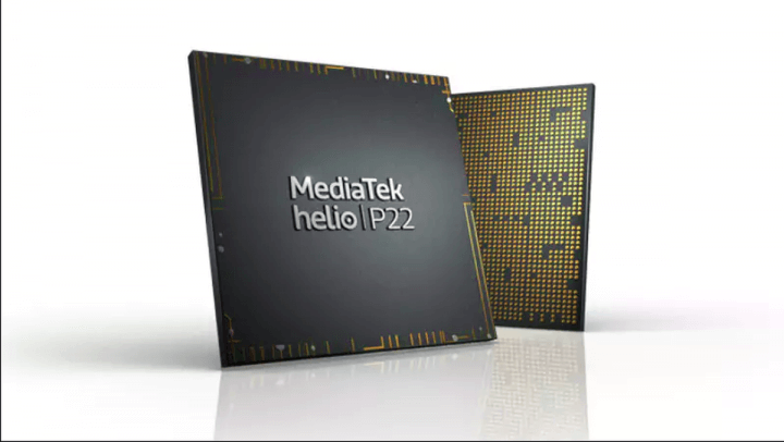 Helio p22 chipset mediatek