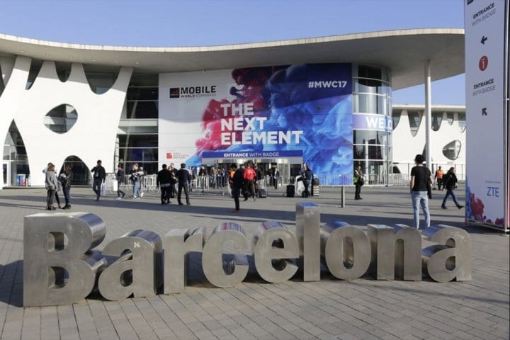 O Mobile World Congress é um dos princiais eventos de tecnologia da Espanha