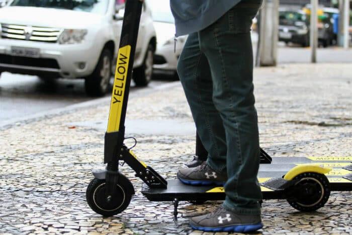 A Yellow é uma das principais empresas do segmento
