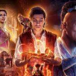 Aladdin 2019 capa