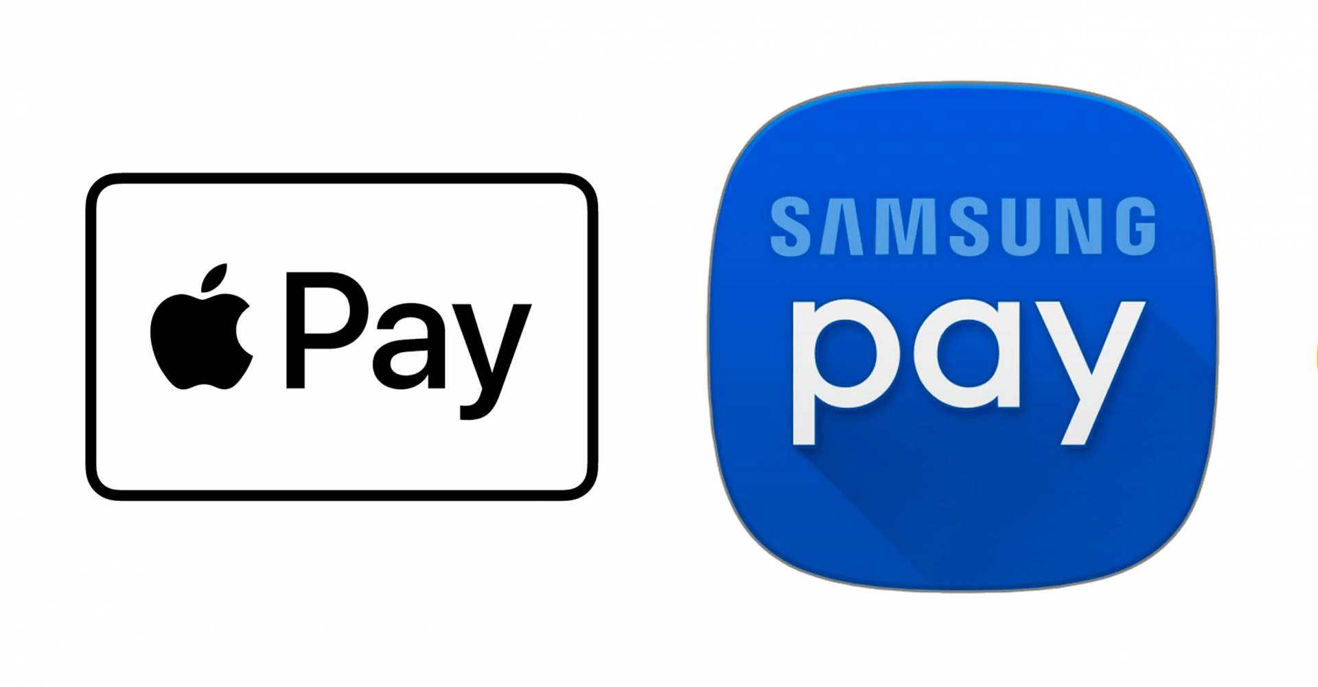 Apple pay e samsung pay