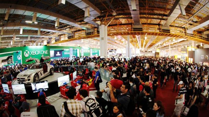 A Brasil Game Show (BGS) é considerada a maior conferência de games em toda a América Latina