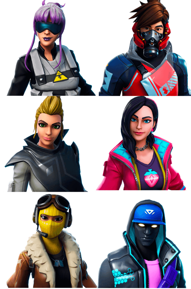 Fortnite Epic Games Skins