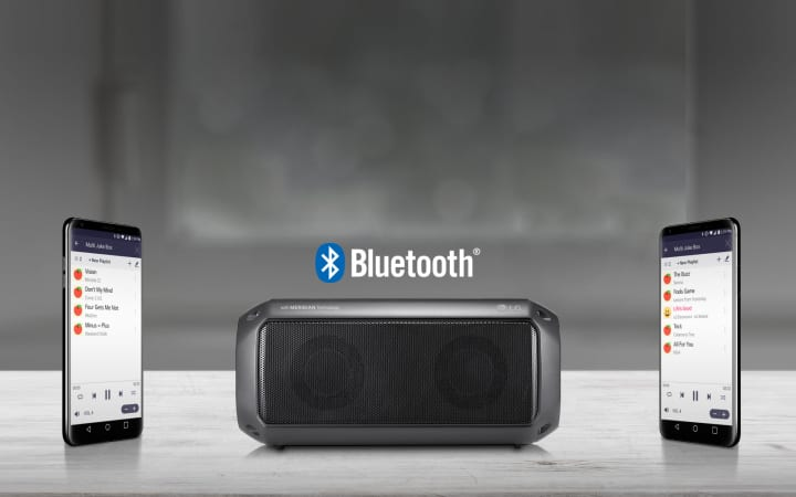 LG XBOOM Go PK3 Bluetooth