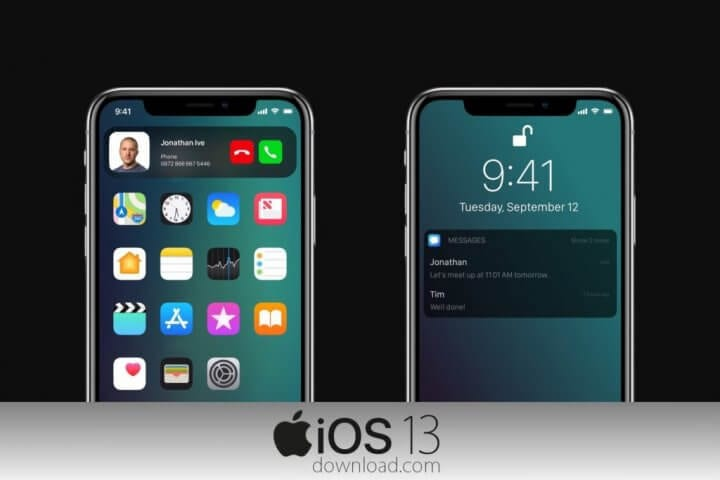 WWDC19 Apple IOS13