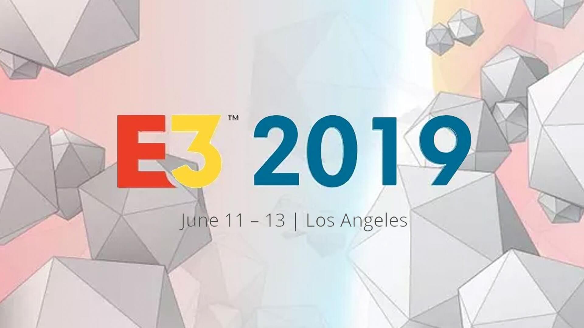 E3 2019 schedule press conference