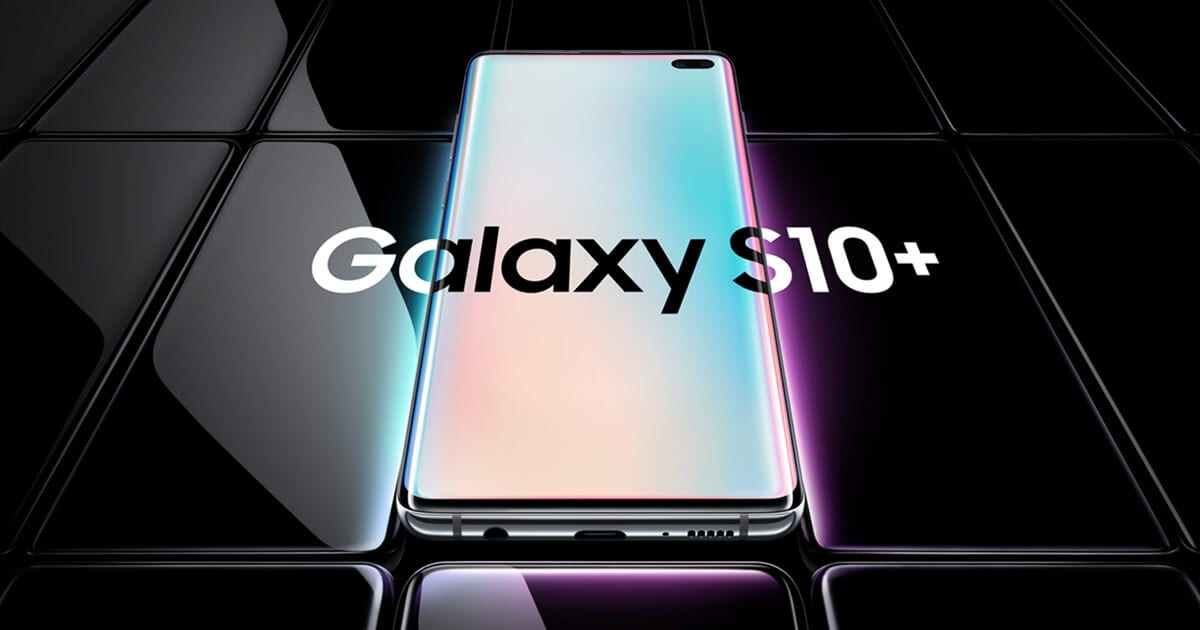 Galaxy s10 share image