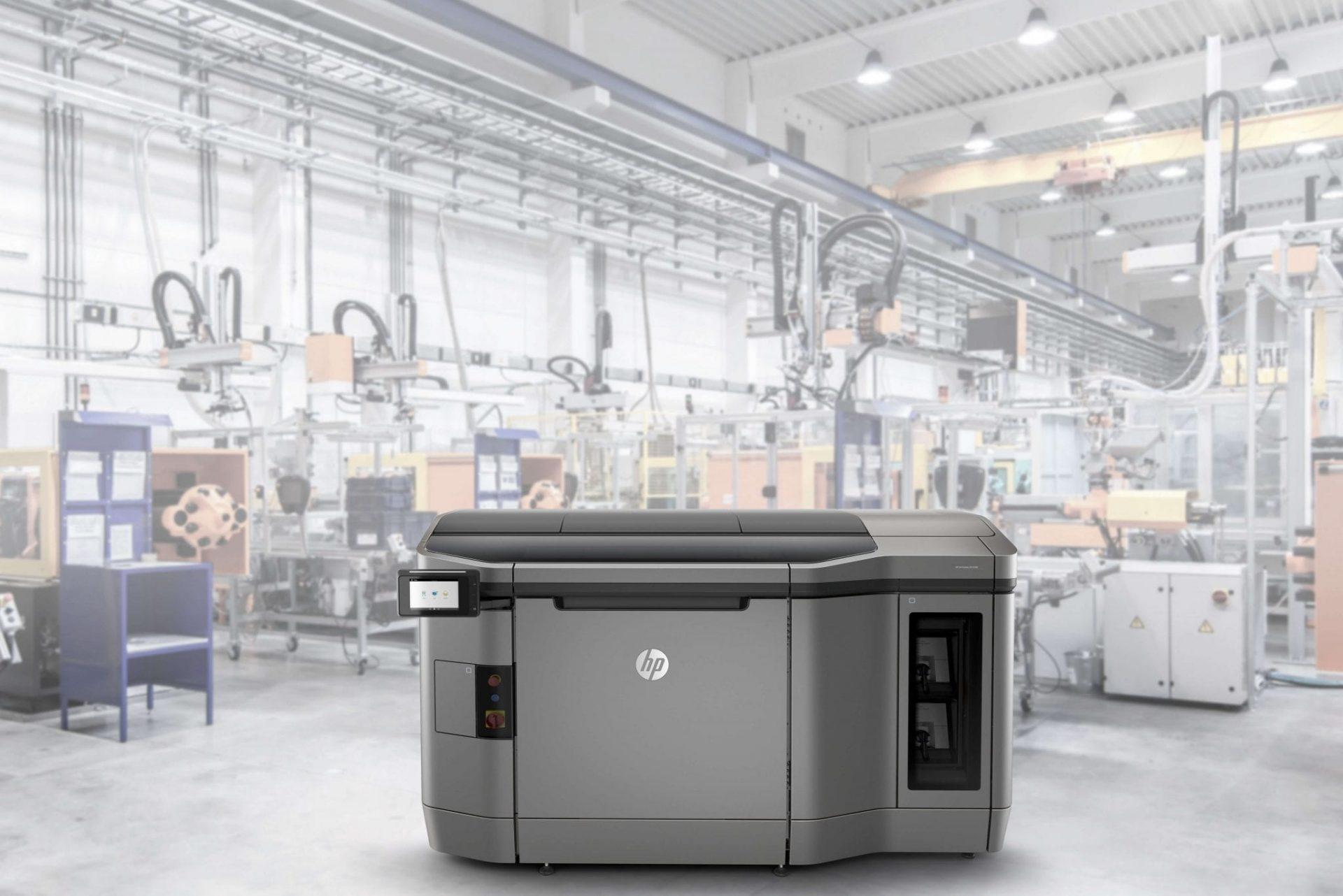 Hp jet fusion 4200 3d printer 2