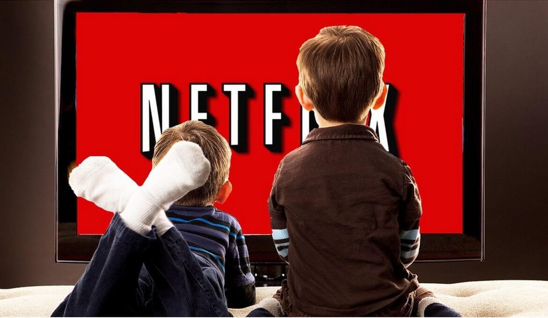 Estudo confirma: Netflix salva crianças de 400 horas de comerciais