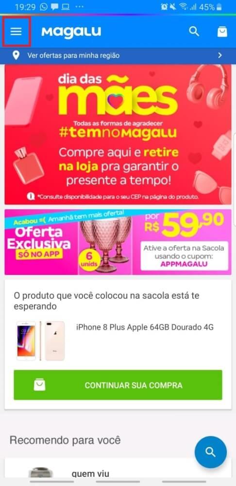 Magazine Luiza lança novas funcionalidades no aplicativo com vídeo emocionante de Dia das Mães