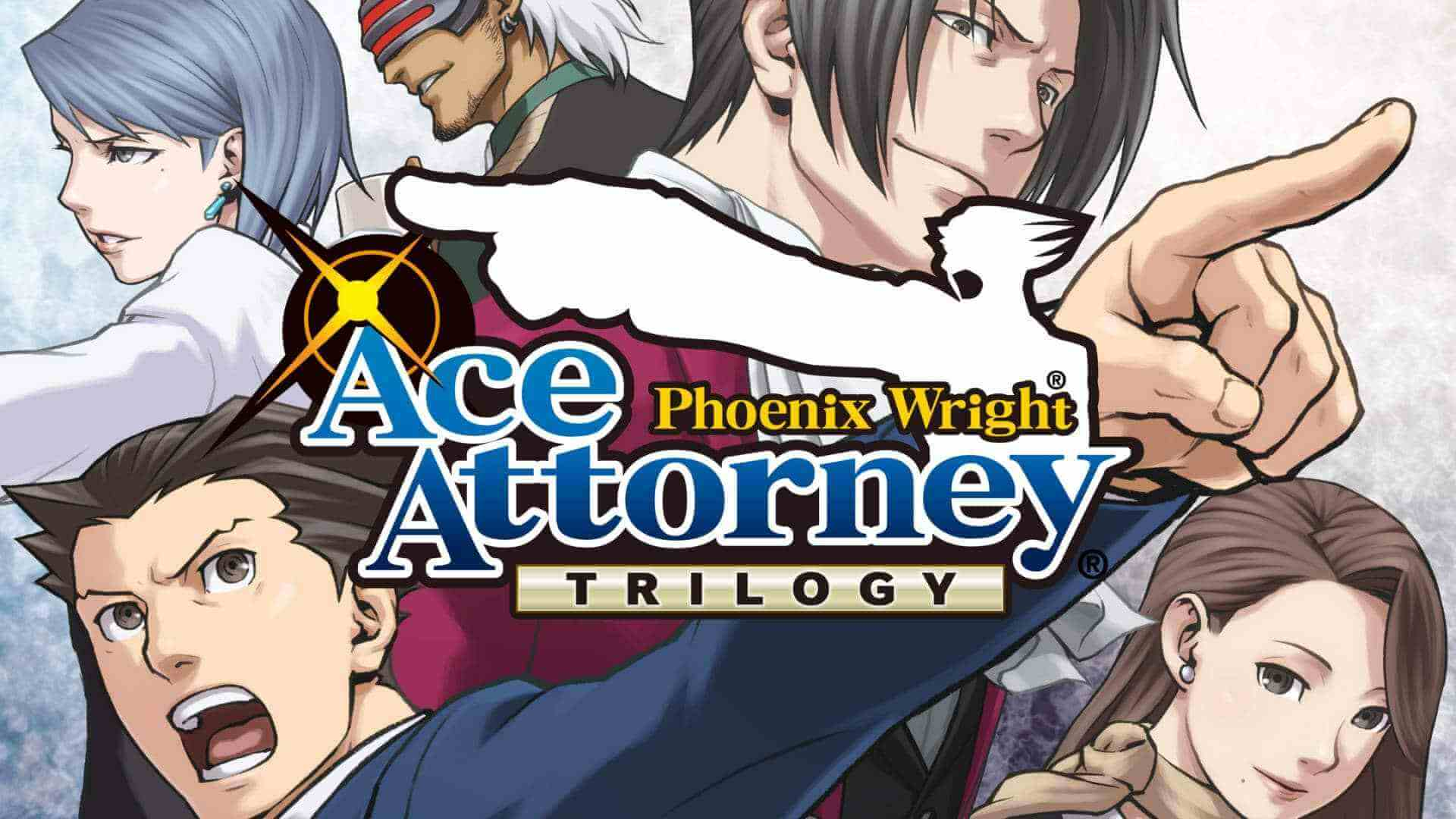 Phoenix wright ace attorney trilogy coming