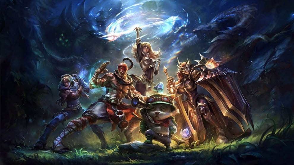 League of Legends está sendo desenvolvido para Android e iOS