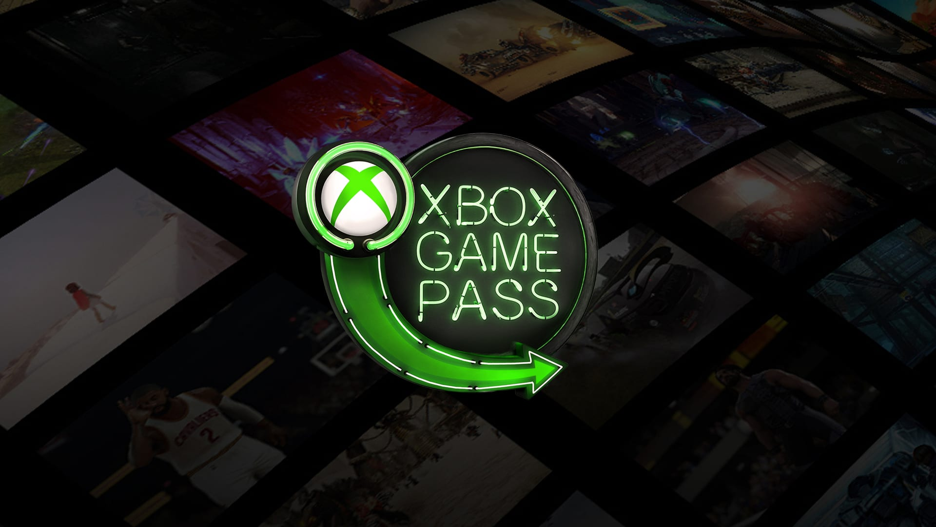 Xbox game pass reel