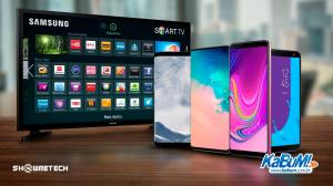 KaBuM! garante seu smartphone Samsung com até 45% de desconto