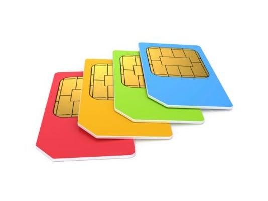 Sim cards vazios podem ser utilizados para ter um celular clonado
