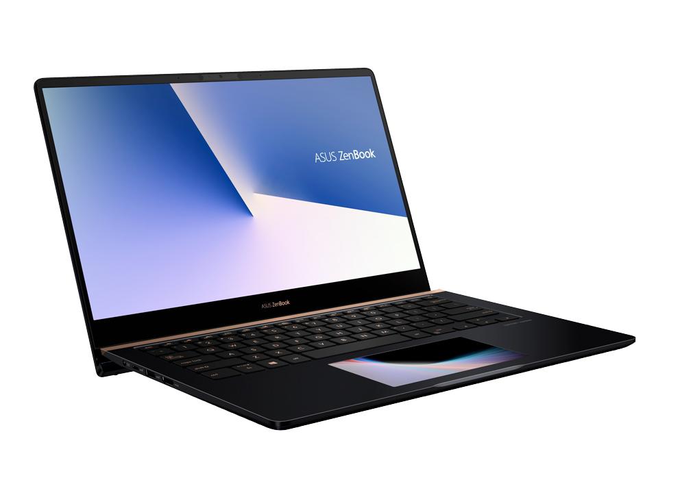 O zenbook pro 14 é o modelo mais básico da linha premium pro