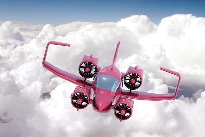 Moller skycar 400