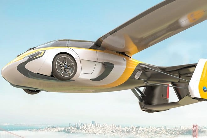 Aeromobil 4. 0