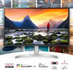 Novos Monitores LG focam em 4K, HDR e melhorias para Gamers 2