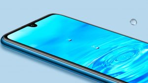 Huawei Nova 4e Dewdrop Display bg