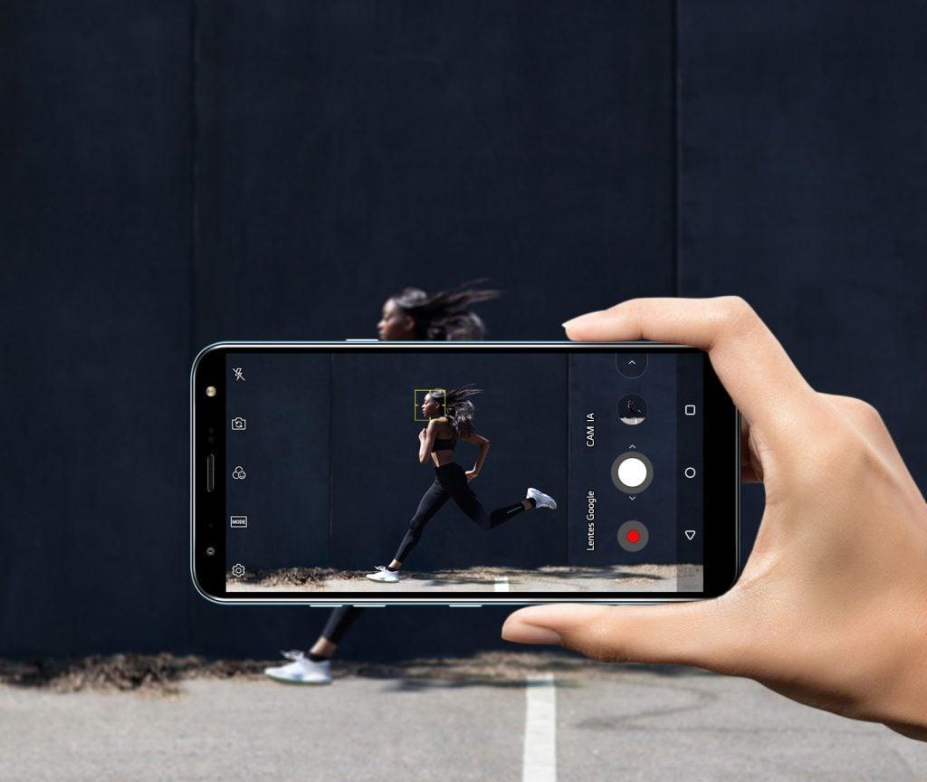 LG K12+ é um smartphone intermediário que possui recursos avançados de Inteligência Artificial