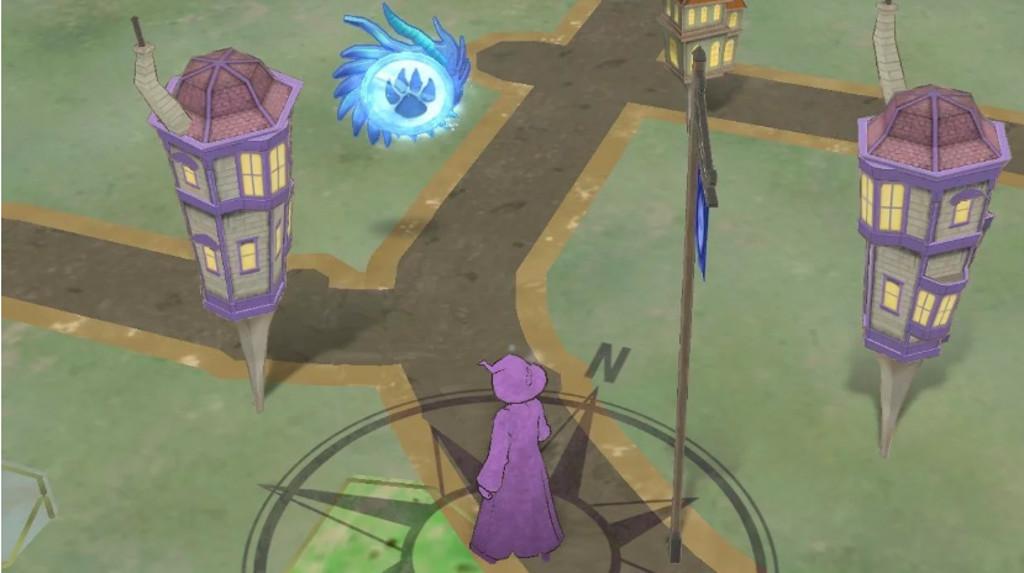 Cada caminho que pode ser seguido, terá suas próprias habilidades, que poderão ser desenvolvidas ao longo do jogo.
