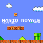 Super Mario Battle Royale