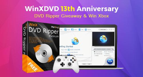 WinX DVD giveaway