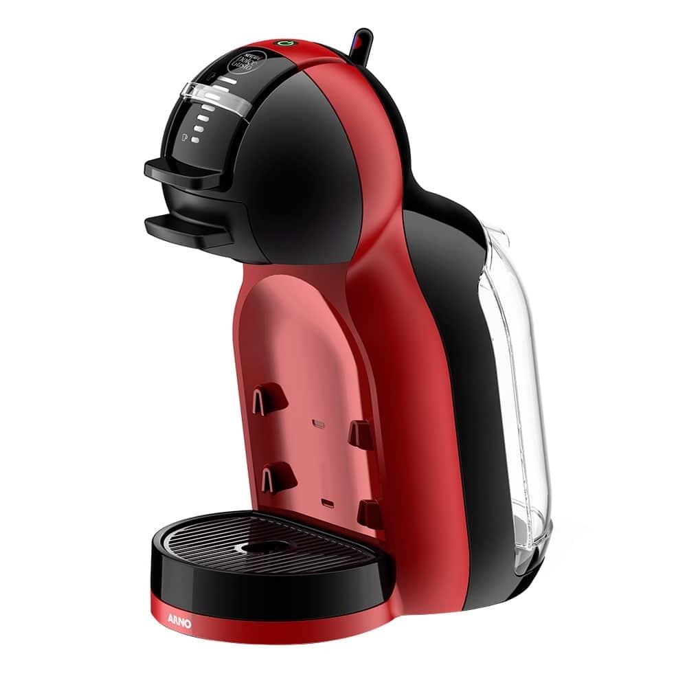 A cafeteira Arno Dolce Gusto Mini Me foi a cafeteira mais buscada no zoom em maio
