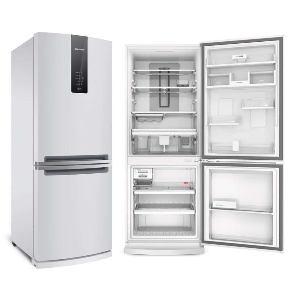 A Brastemp Frost Free Inverse 443 litros foi mais uma vez a campeã entre os eletrodomésticos mais buscados no zoom