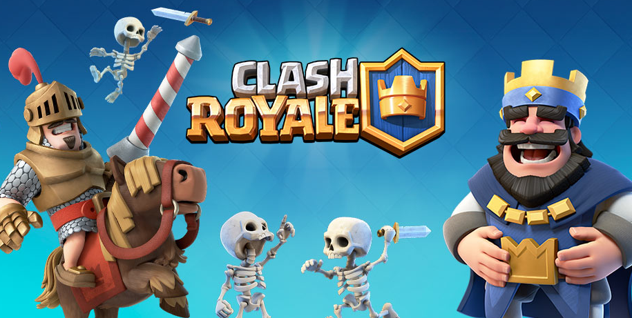 Clash Royale é um jogo simples de estratégia que basta uns minutos para estar completamente imersivo no mundo