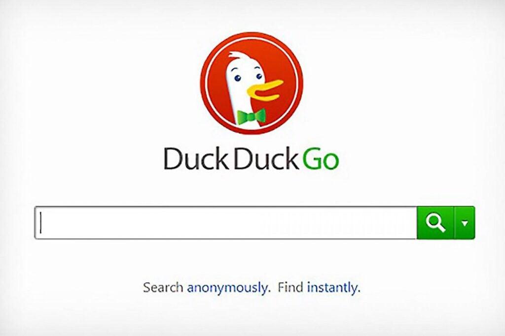 DuckDuckGo buscadores alternativas ao Google