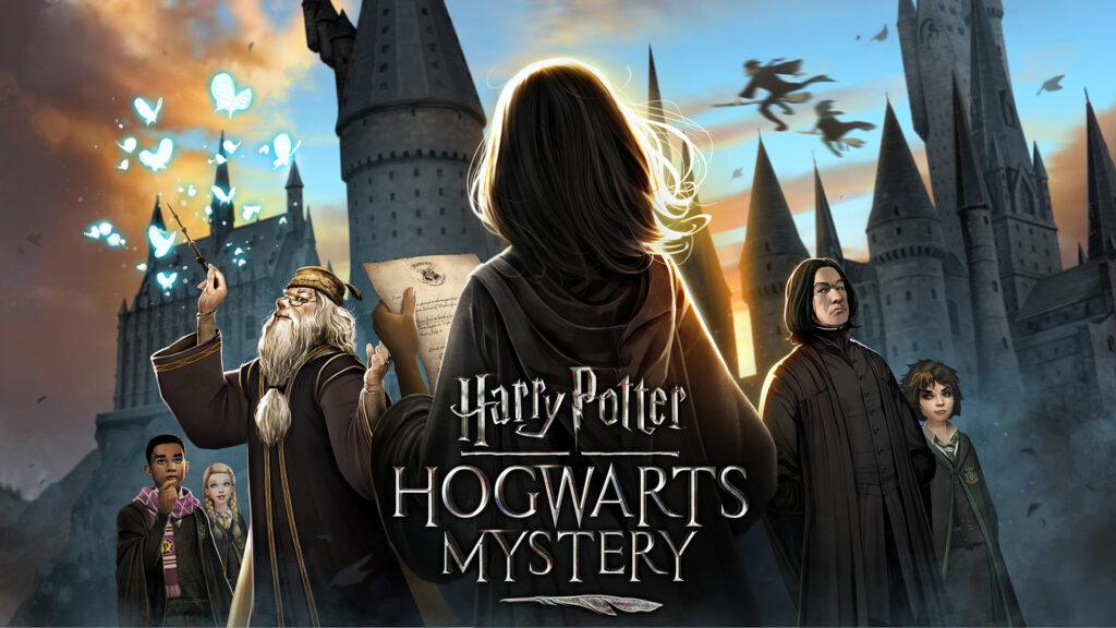 O jogo permite pegar a famosa carta carta de ingresso à escola, além de permitir duelar, ganhar pontos e aprender magias.