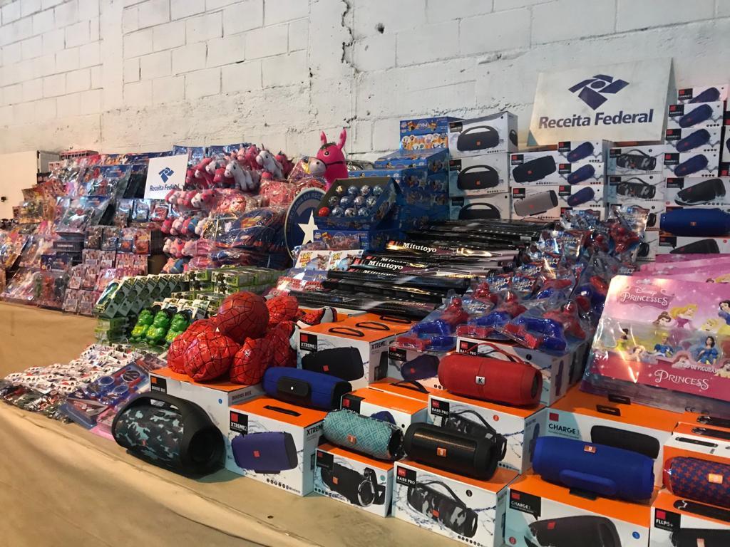Produtos falsos afetam a economia