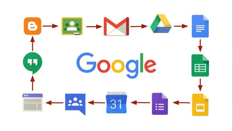 apps essenciais do Google