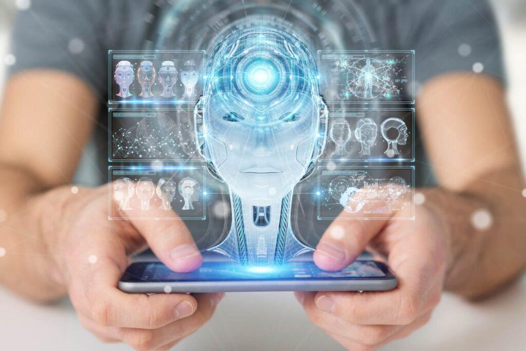 Inteligência artificial nos smartphones