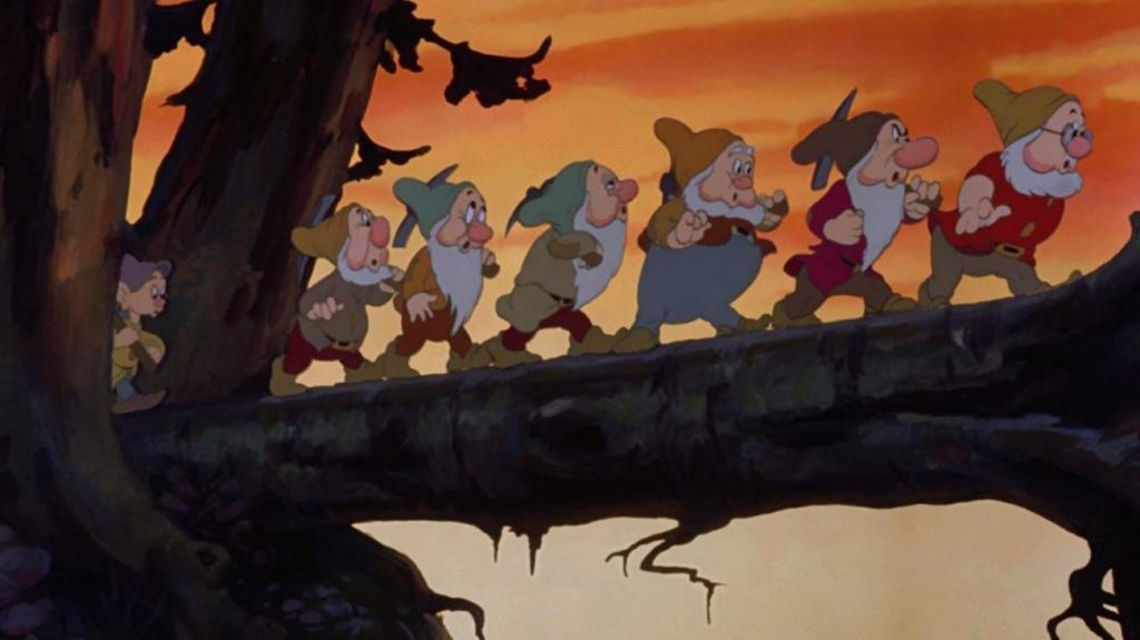 Netflix idealizado por walt disney, a adaptação do conto dos irmãos grimm foi a primeira animação da história do cinema