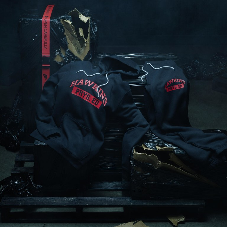 A nike também pretende lançar outras peças de vestuário inspiradas no universo da série.