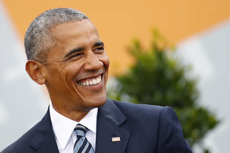 O ex-presidente barack obama.