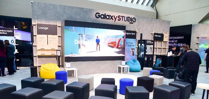 Galaxy Studio Brasil terá evento especial com Cantor no shopping El Dorado.