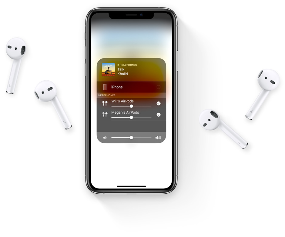 iOS 13: Audio Sharing