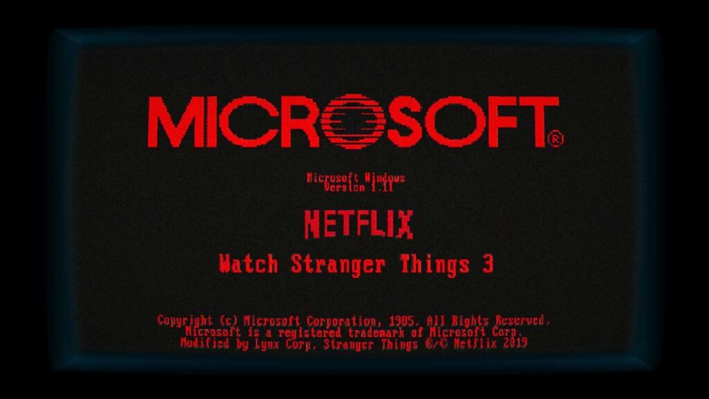 A microsoft disponibilizou o aplicativo windows 1. 11