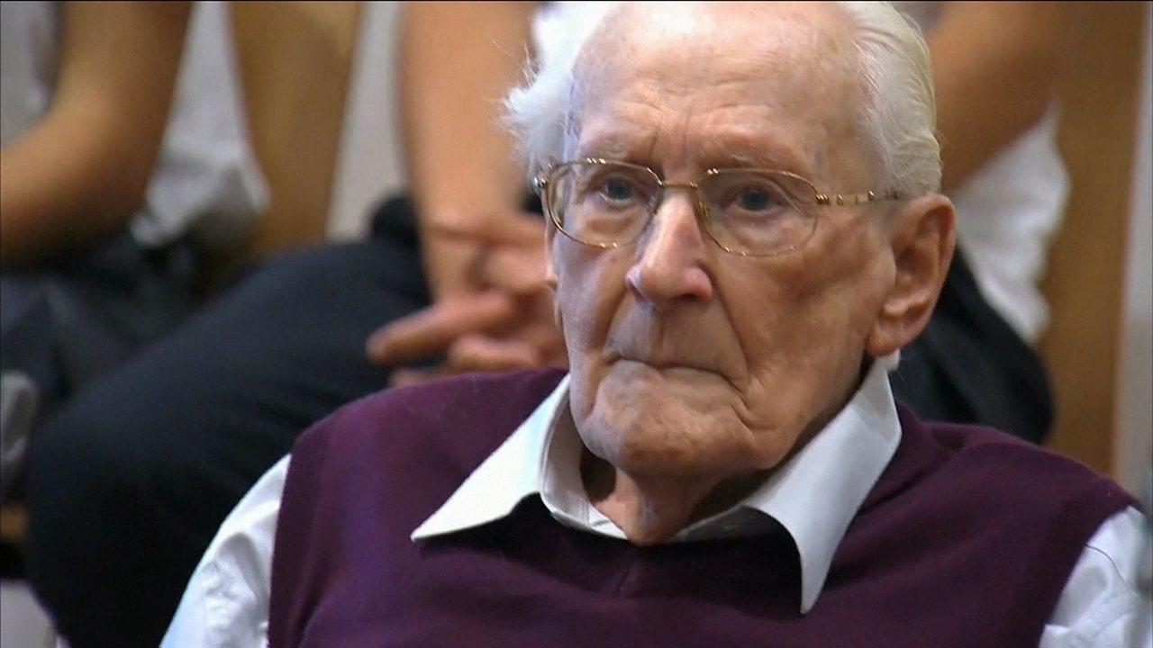 """Oskar Gröning, o """"Contador de Auschwitz""""."""