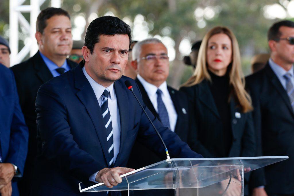 Sergio Moro: Polícia Federal prende 4 suspeitos de hackear o celular do ministro