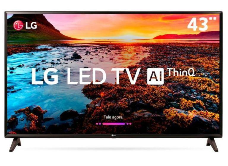 Smart TV básica da LG aparece em meio a tantos modelos 4K