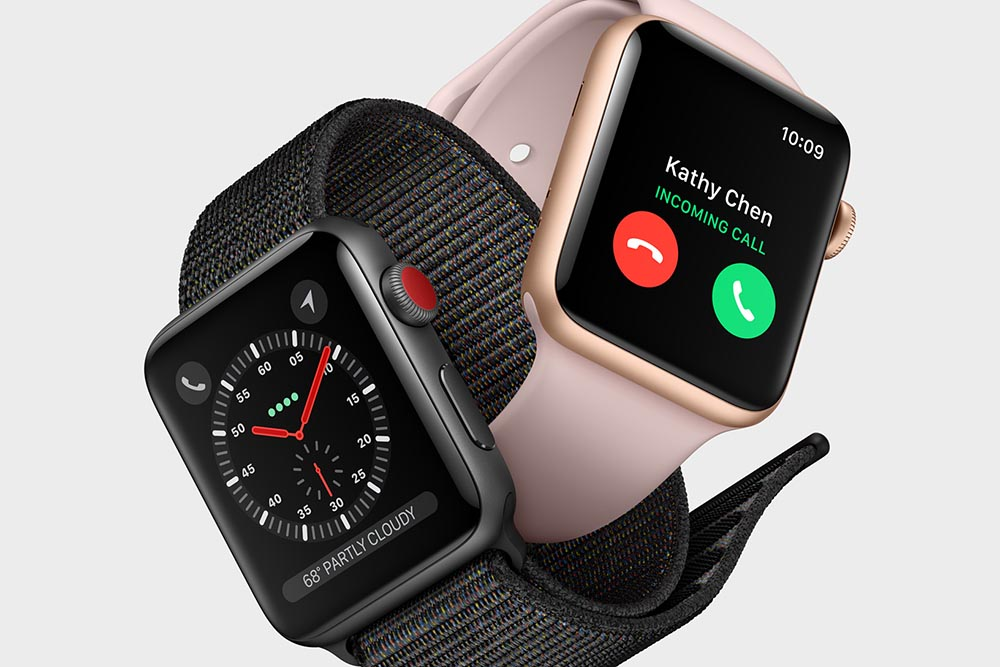 o Apple Watch Series 1 é mais uma incrível opção de presente para o Dia dos Pais
