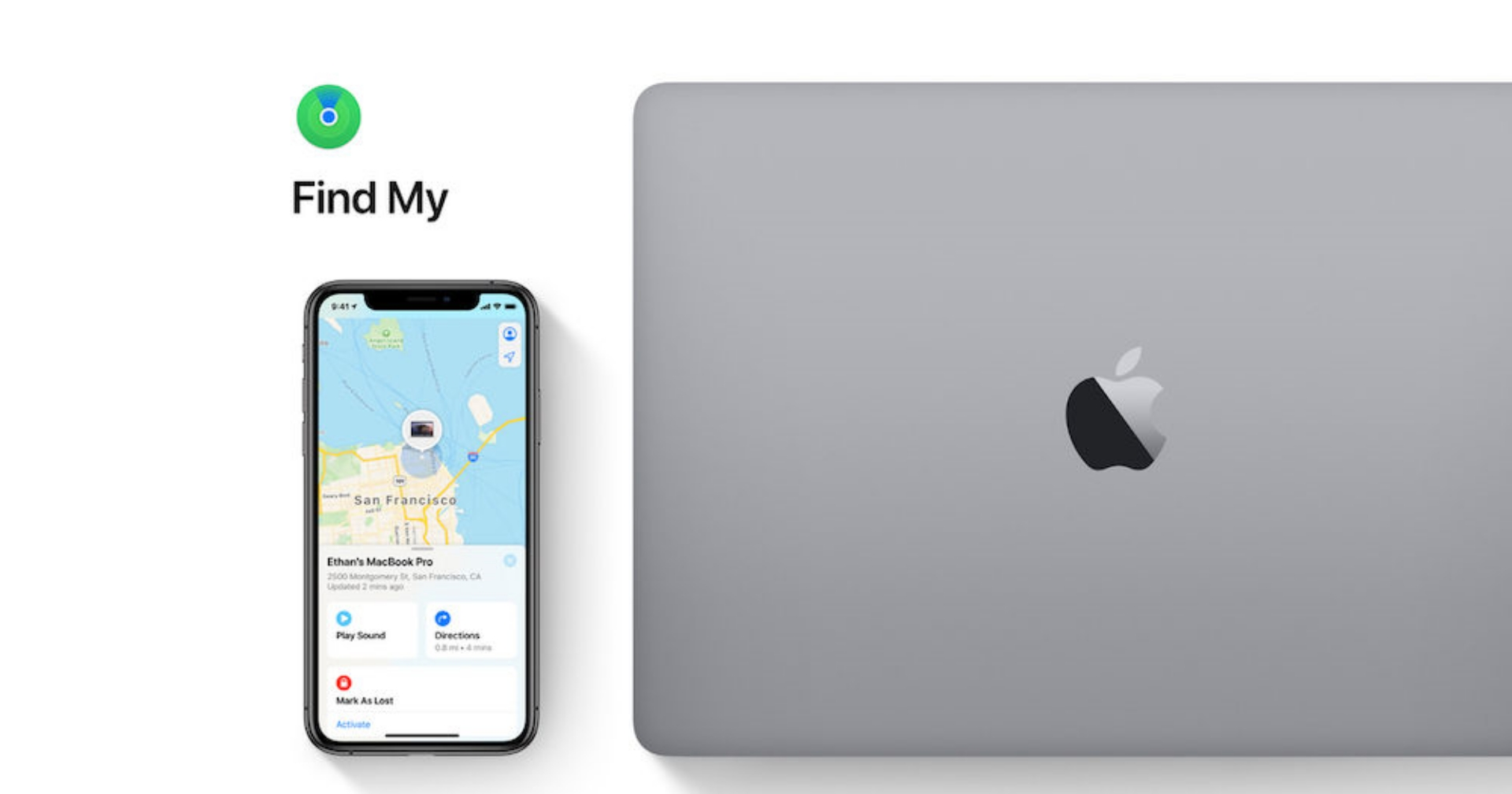 Apple macos catalina find my app 11