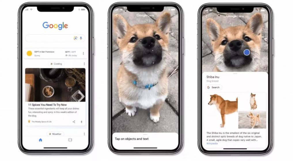 O aplicativo Google Lens identifica uma série de objetos, pessoas e lugares apenas com a câmera do smartphone
