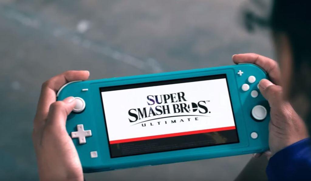 O switch lite promete rodar a maioria dos jogos do switch padrão.