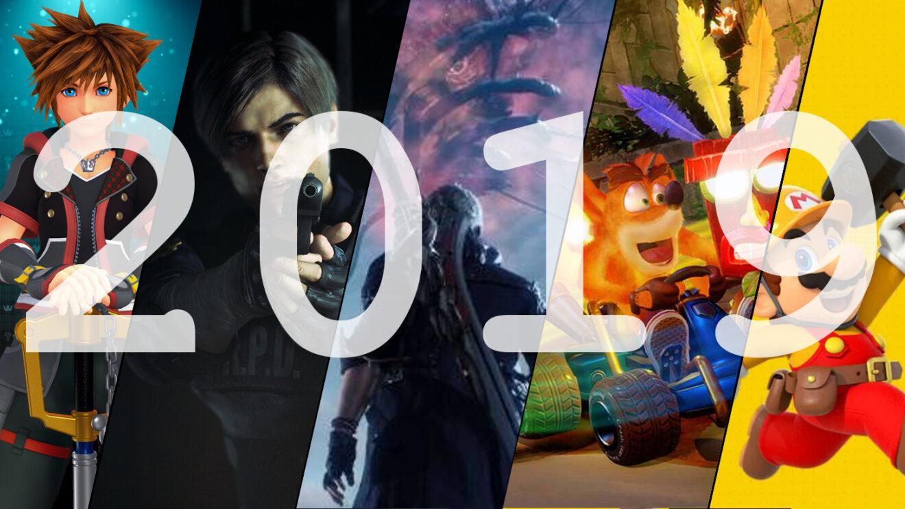 Retrospectiva: os melhores jogos do 1º semestre de 2019